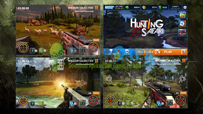 Game Hunting Safari 3D Mod Terbaru Versi 1.1 Apk