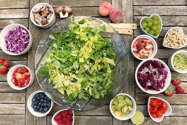 J'ai simplifié mes repas : bien manger sans se prendre la tête et sans y consacrer trop de temps