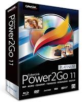 cyberlink, cyberlnk power2go, cbrp2go, software, burning, aplikasi, aplication, cyberlink full version, download, free download cyberlink