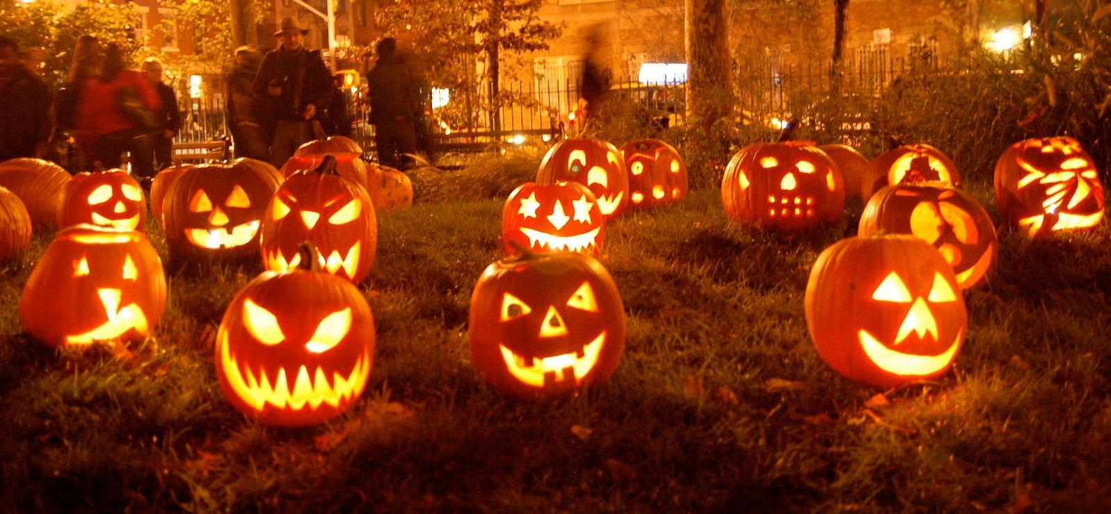 Хэллоуин -