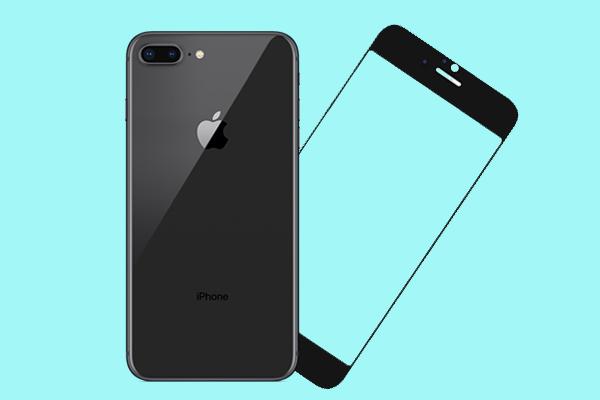 thay mặt kính cảm ứng iPhone 8 Plus