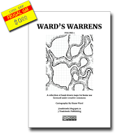 Free GM Resource: Ward's Warrens Vol 1