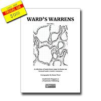 Free GM Resource: Ward's Warrens Vol 1