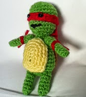 http://www.ravelry.com/patterns/library/amigurumi-teenage-mutant-ninja-turtles