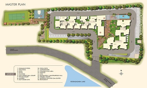 Unicon North Brooks 46 Master Plan