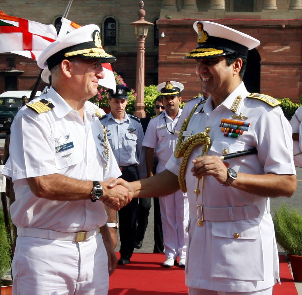 Life of Soldiers: Israeli Navy Chief holds talks with top