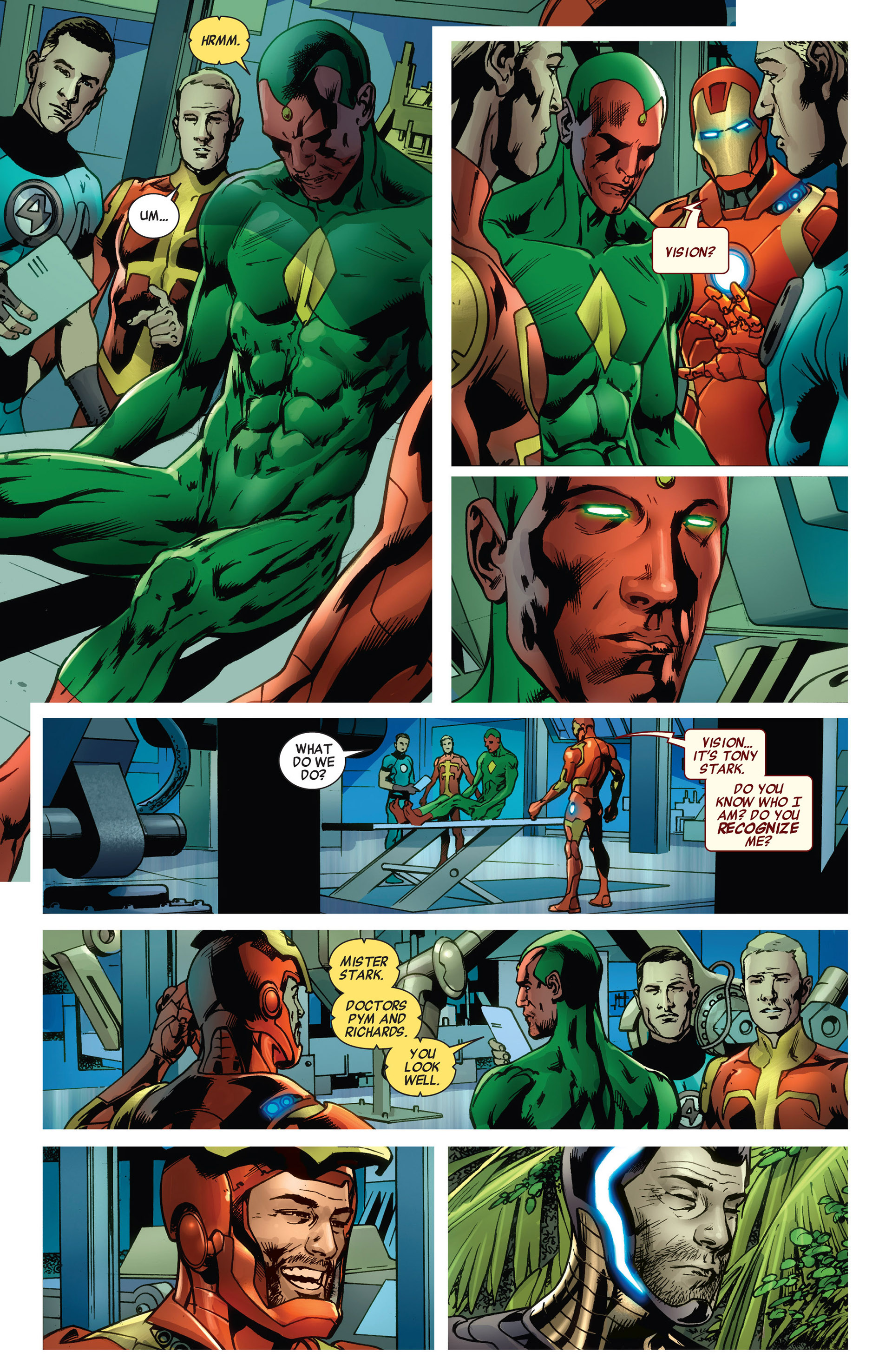 Read online Age of Ultron comic -  Issue #5 - 5