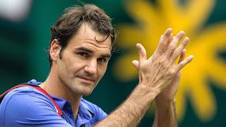 Sportsman Roger federer