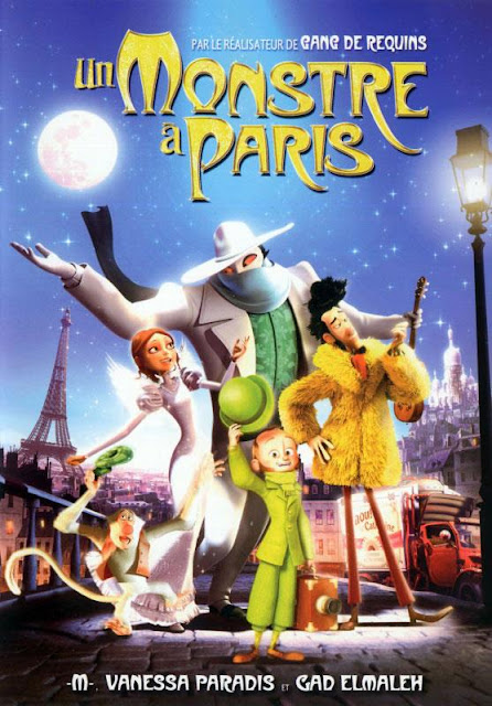 A Monster in Paris Hindi English 300MB Dual Audio Free Download