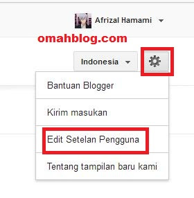 Cara Mengganti Profil Blogger Dengan Google+