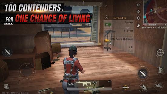 Survivor Royale, Game Multiplayer Battle-Royale yang Mirip Dengan PUBG Versi Mobile