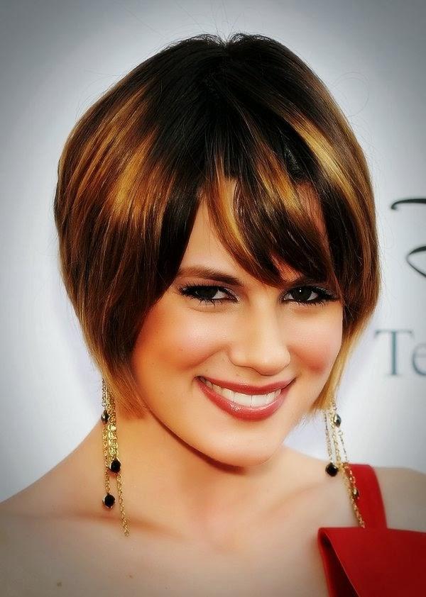 Rambut Pendek Wajah Bulat : rambut, pendek, wajah, bulat, Rambut, Pendek, Bulat, Berubat
