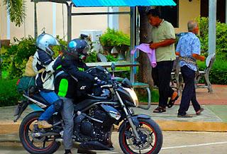 Phuket to Krabi Motorbike