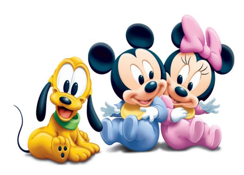 Mickey Mouse Bebe De Walt Disney Png