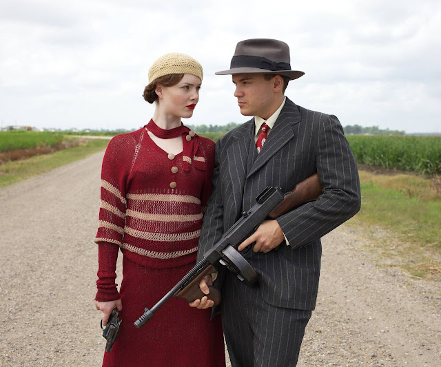 Wendy's Week - Sniffles & Sewing - Bonnie & Clyde Costumes History Channels Mini Series