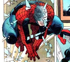 Spiderman da stampare a colori for Spiderman da colorare on line