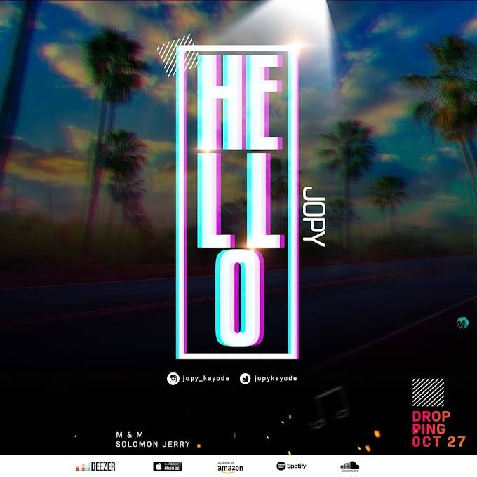 Download: Jopy - Hello