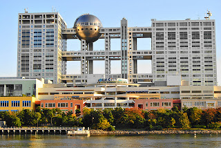 Arquitectura Futurista Japón