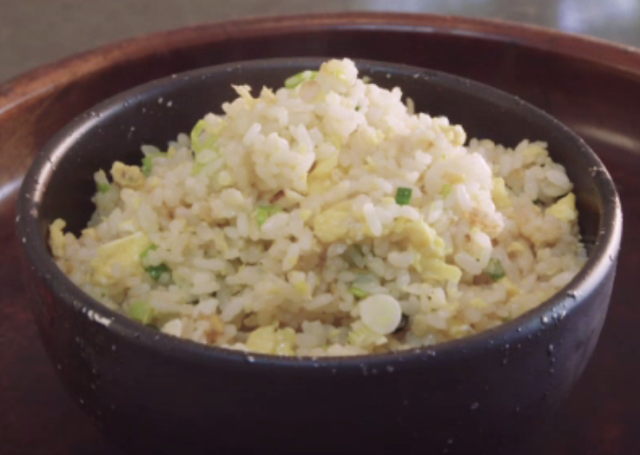 Egg-fried rice: Quick and easy