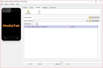 Download SP Flash Tool All Version Terbaru v5.1744