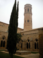 Torre; Mudéjar; Claustro; Monasterio de Rueda; Escatrón; Sástago; Zaragoza; Aragón