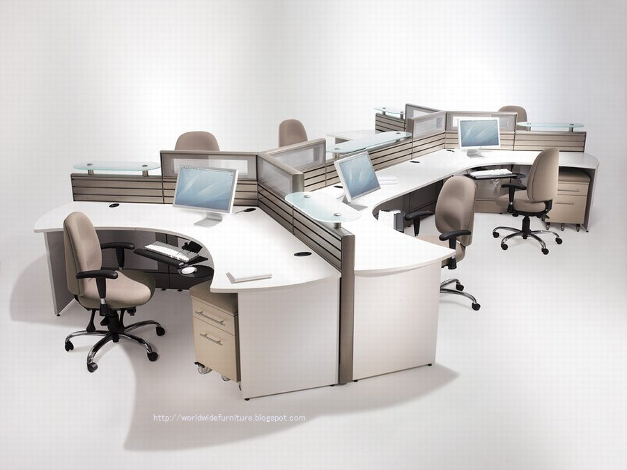 Modern Office Furniture Ideas