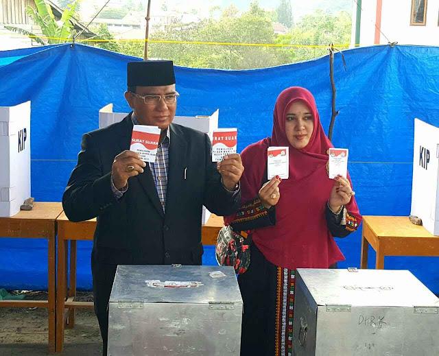 Nasaruddin: Jika menang dengan cara terhormat dan kalah harus bermartabat
