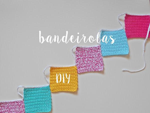 DIY # eu quero fazer crochet!