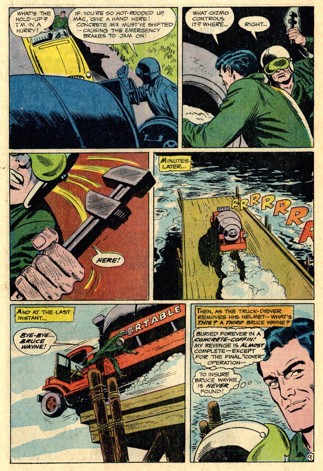 Detective Comics (1937) 386 Page 12