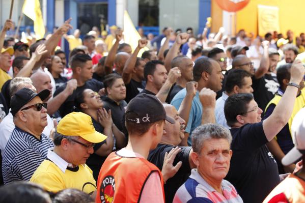 Dia 28 de Abril é dia de paralisação em todo o Brasil