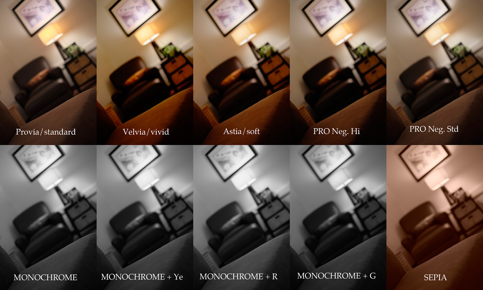 Deron Chang's Mirrorless Photo Blog: Using the Fuji X-E1