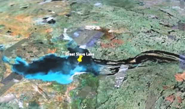danau terbesar di dunia