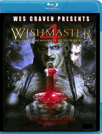 Wishmaster 4 – The Prophecy Fulfilled 2002 UNRATED Dual Audio Hindi 480p BluRay 300mb