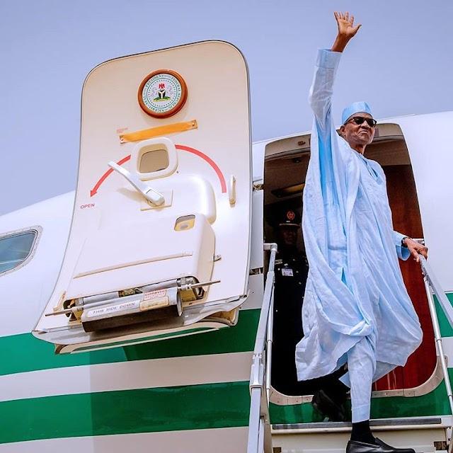 12 Presidential Candidates Endorse Buhari [FULL LIST]