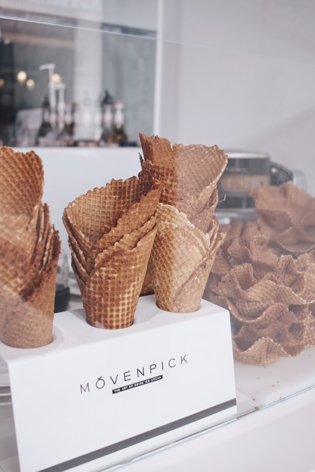 Lifestyle: The art of Swiss ice cream with Mövenpick