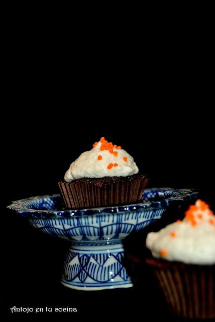 devil´s food cupcakes