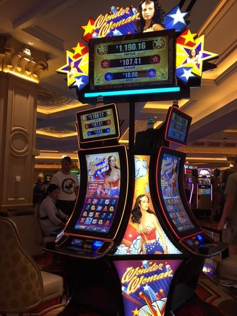 Wonder woman casino
