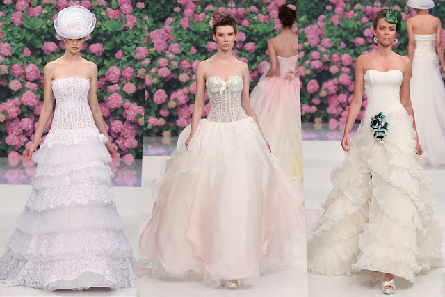 Wedding Dresses Atelier Aimée Montenapoleone {Cool Chic style fashion }