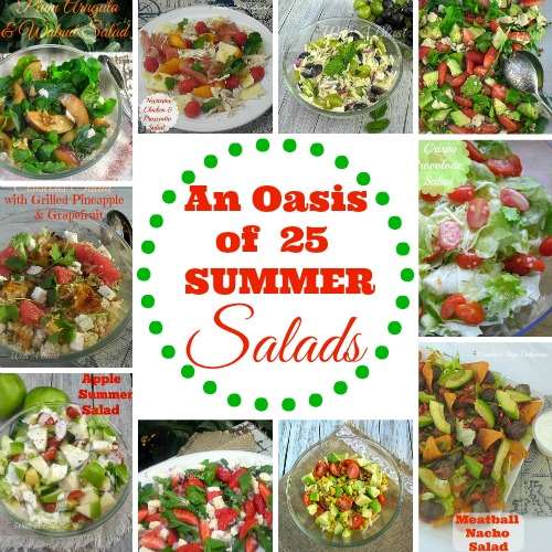 25 Summer Salads