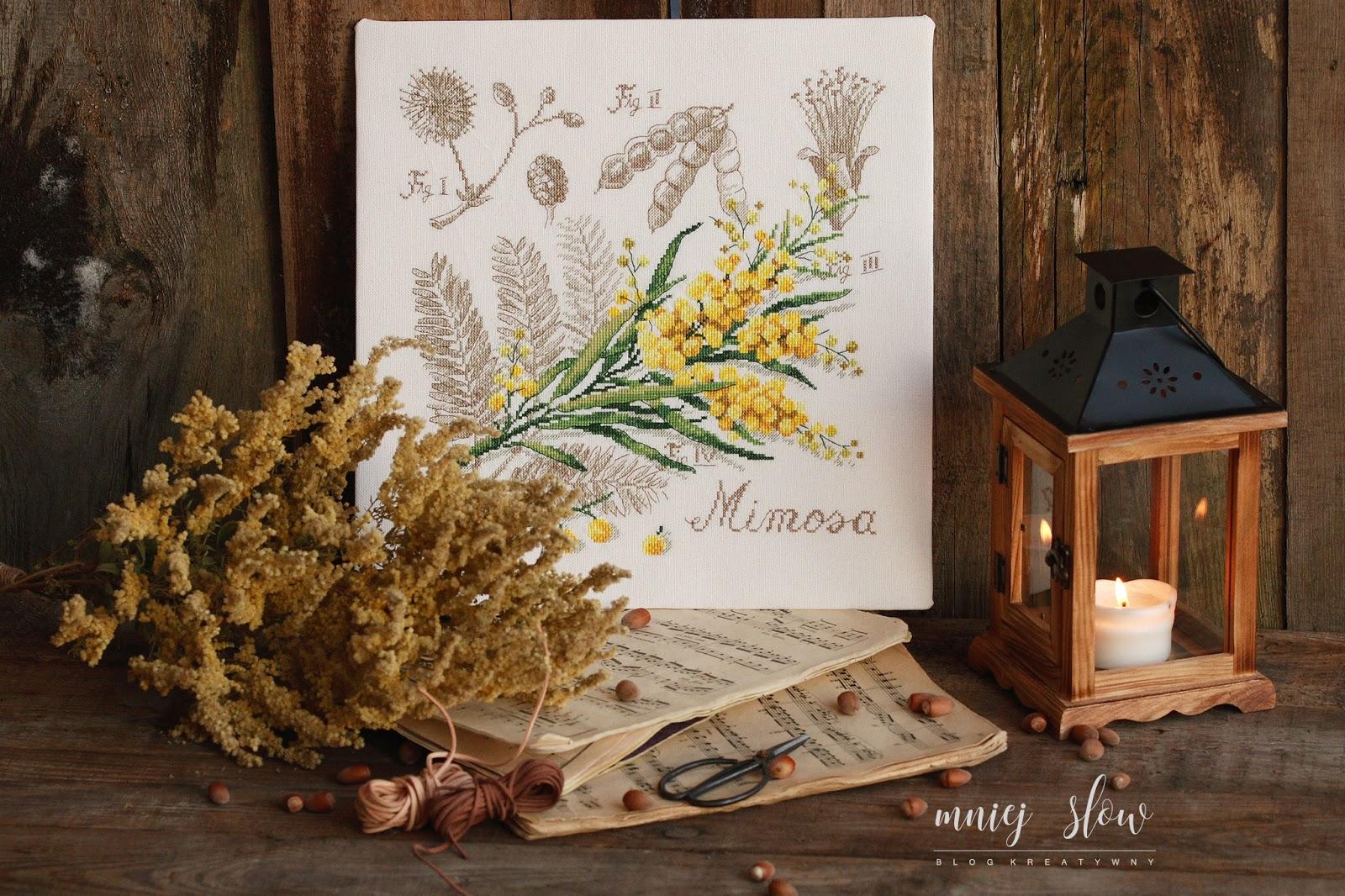 Mimosa - Véronique Enginger #2