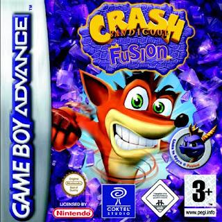 Crash Bandicoot Fusion ( BR ) [ GBA ]