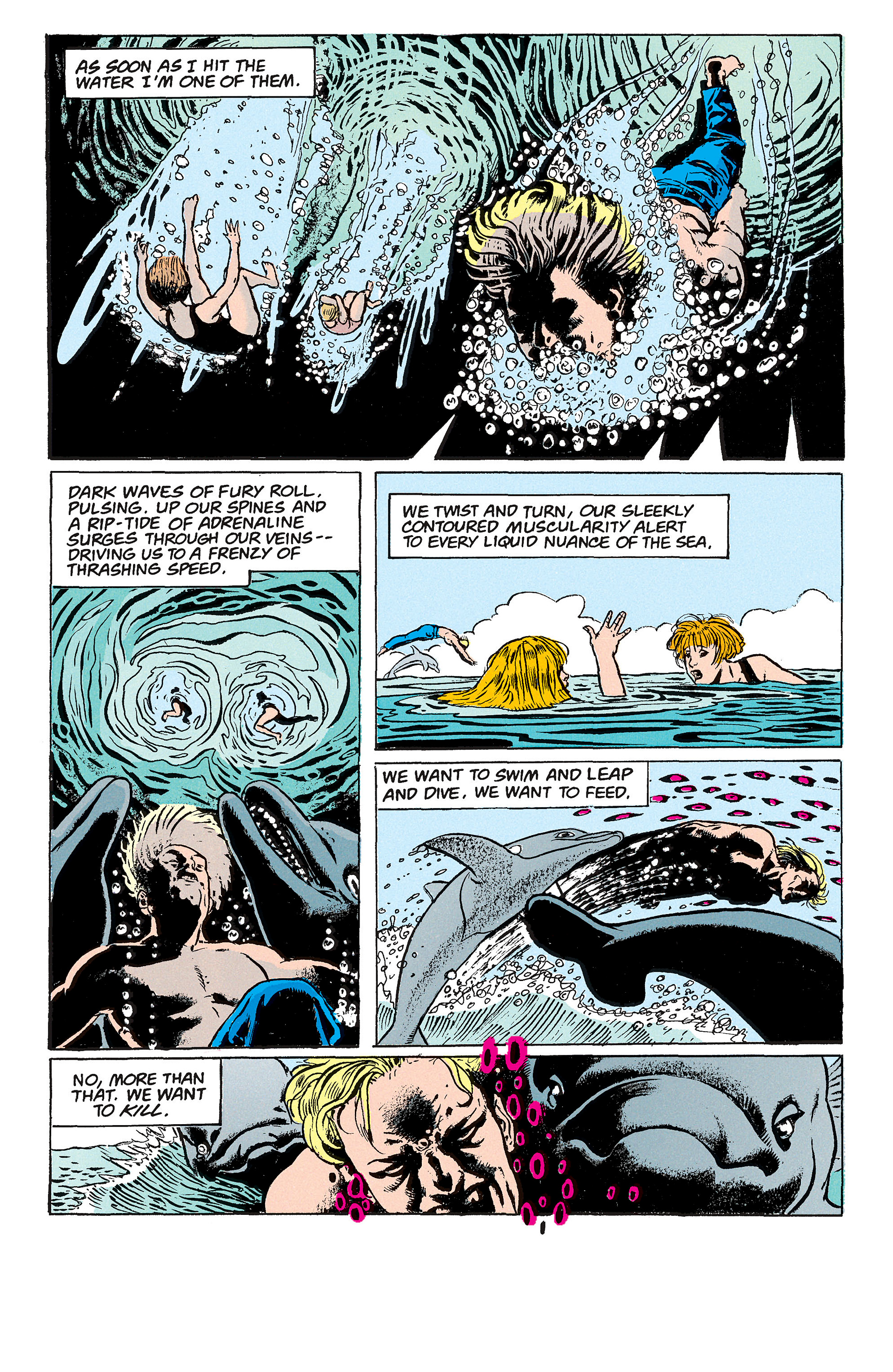 Read online Animal Man (1988) comic -  Issue #62 - 2