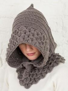 Punto Cocodrilo Crochet Tutorial y Patron