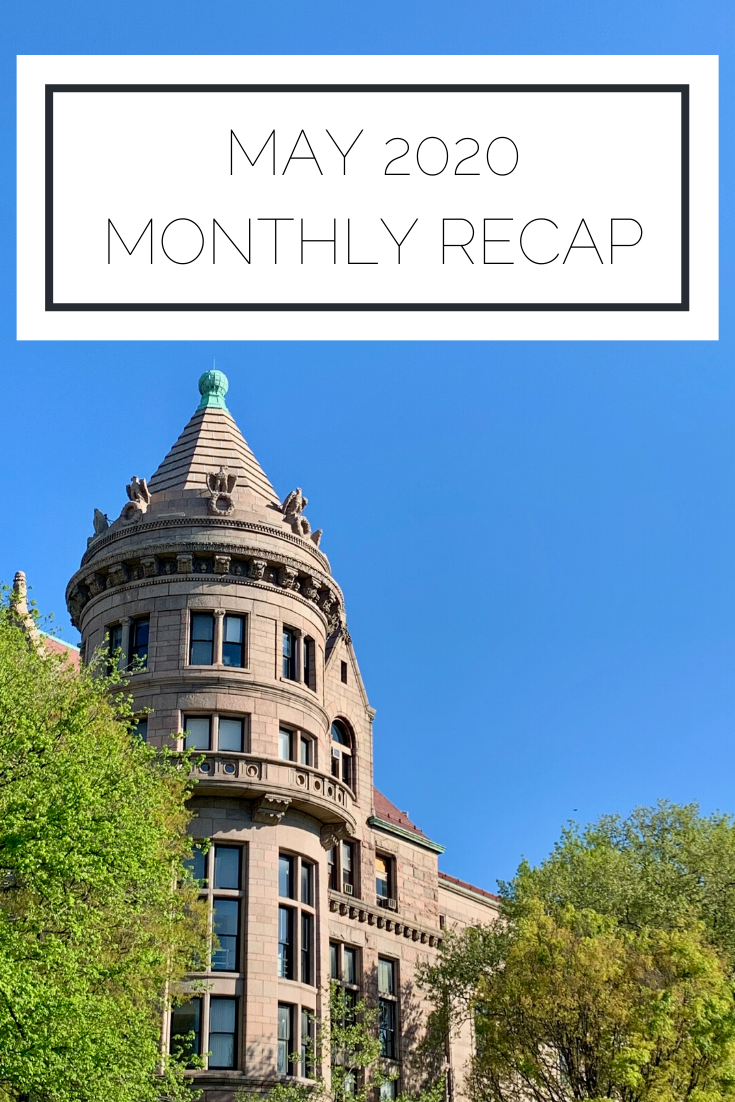 Click to read now or pin to save for later! Check out what I've been up to in Manhattan during the second full month of quarantine