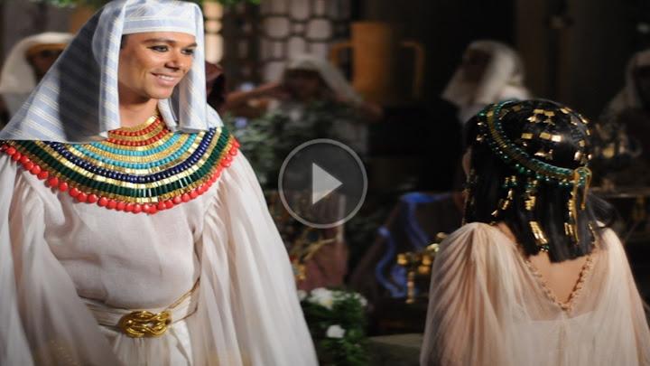 Assistir José do Egito Online 24/02/2016 Capítulo 33