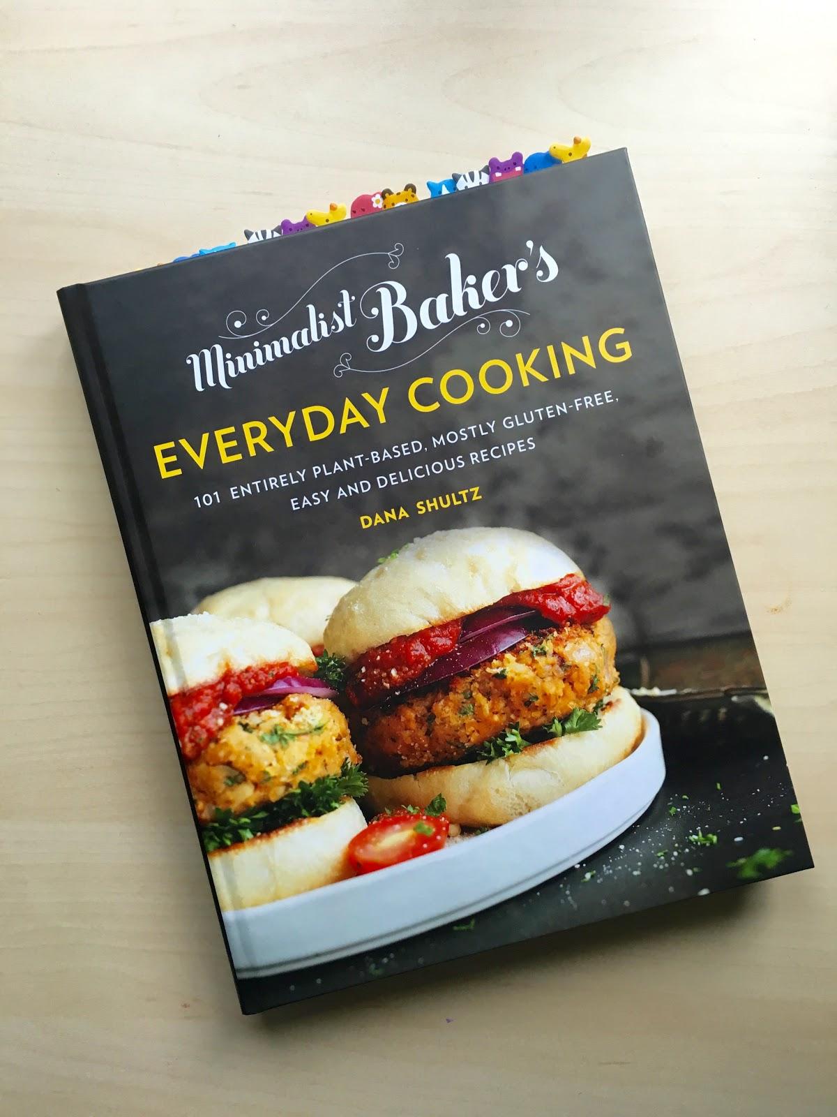 Minimalist Baker cookbook | Akinokiki