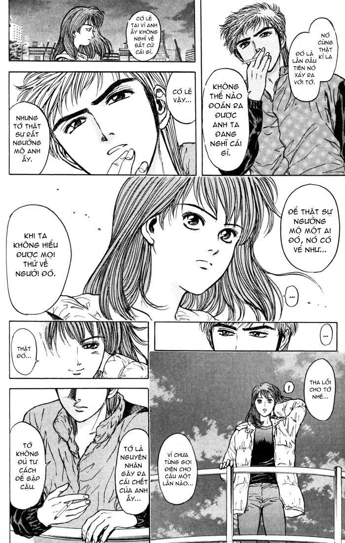 Psychometrer Eiji chapter 35 trang 8