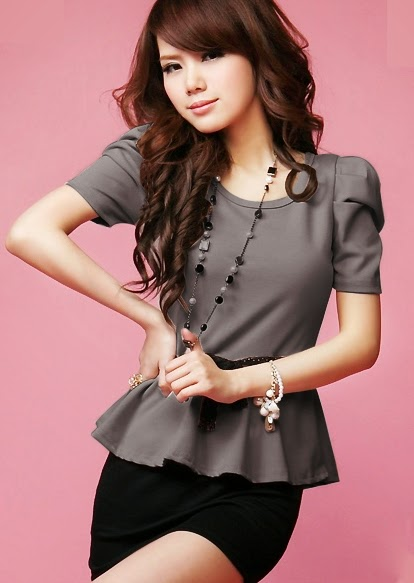 Model clothes online