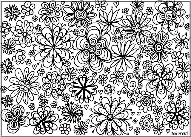 Dekoretti s welt ich will fr hling for Mosaik vorlagen zum ausdrucken