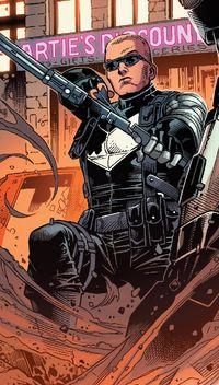 Hawkeye với trang phục hiện đại hơn